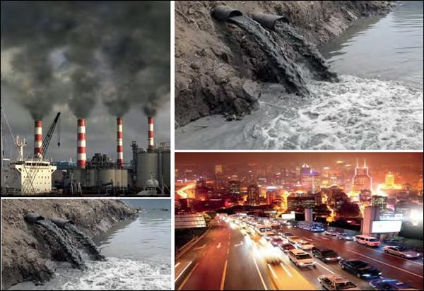 Doğanın kimyasal kirliliği ve sonuçları