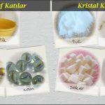 Amorf Katılar ve Kristal Katıların Özellikleri