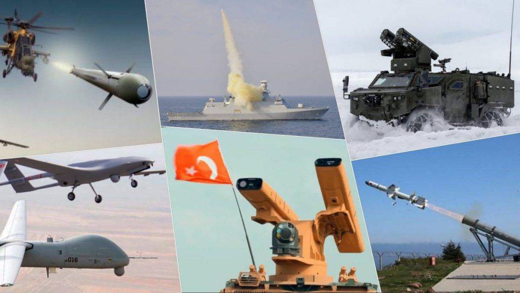Teknolojinin Savunma Sanayisine Katkıları